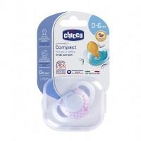 Соска Chicco успокаивающая Physio Compact