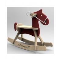 Лошадь-качалка Planeco