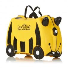 Детский чемодан для путешествий BERNARD BUMBLE BEE, TRUNKI