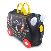 Детский чемодан для путешествий Trunki Pedro the Pirate Ship