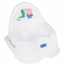 Горшок Tega Peppa Pig Potty ECO с музыкальной шкатулкой