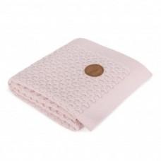 Вязаное одеяло Ceba Baby 90х90см
