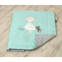 Норковое одеяло Amy