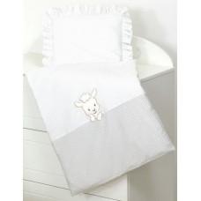 Одеяло и подушка в коляску Amy