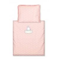Постельное белье для детской коляски  Amy Sky Bunny