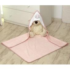 Полотенце с капюшоном Amy 100×100 Hero Frotte