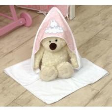Полотенце с капюшоном Amy 100×100