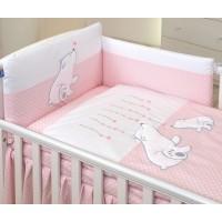 Детское постельное белье из трех частей Amy