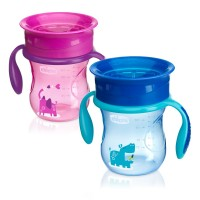 Поильник Chicco Perfect Cup носик 360 266мл
