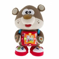 Chicco Teddy Bear путешественник PL / EN