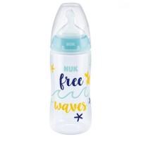 Бутылка NUK First Choice Plus (PP) 300 мл, с силиконовой соской