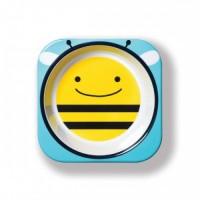 Меламиновая миска Skip Hop Пчела