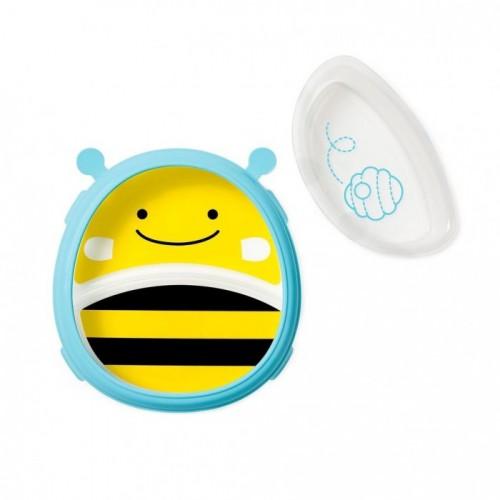Тарелка и миска Skip Hop Пчела