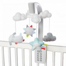 Детская карусель Skip Hop Облако с проектором и музыкальной шкатулкой