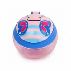 Skip hop Чaшкa-кoнтейнер для cнекoв Бабочка