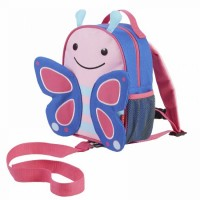Рюкзак с ремешком безопасности Skip Hop Бабочка