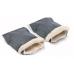 Муфты на руки (для колясок, санок)