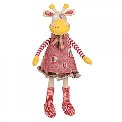 Жирафка в платьице Babyono