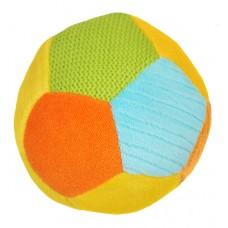 Велюровый средний мяч Babyono -1276