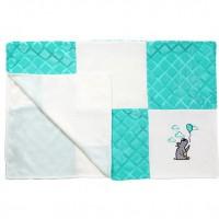 Одеяльце флисовое супер мягкое BabyOno
