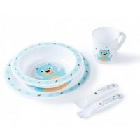 Набор посуды Smile, - 4/401, Canpol Babies