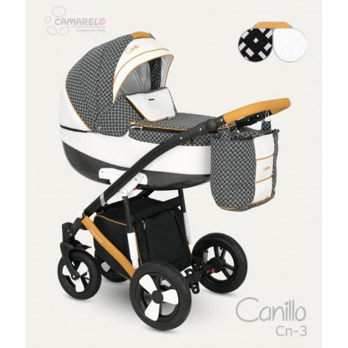 Коляска CAMARELO CANILLO 2 в 1