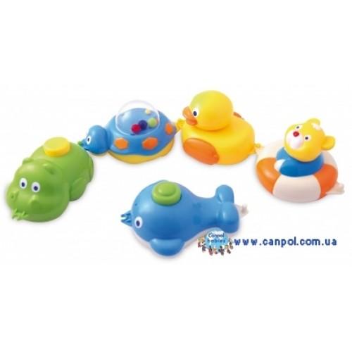 Игрушки для купания Хоровод Canpol Babies