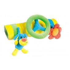 Игрушка для коляски Руль Canpol Babies