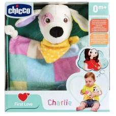 Игрушка собака Chicco