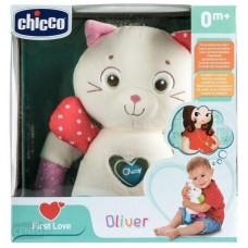 Игрушка котик Chicco