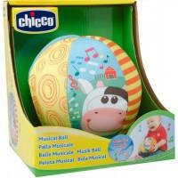 Chicco Игрушка Музыкальный мяч