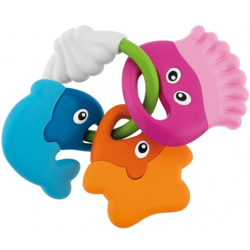 Chicco Игрушка-грызун Рыбки
