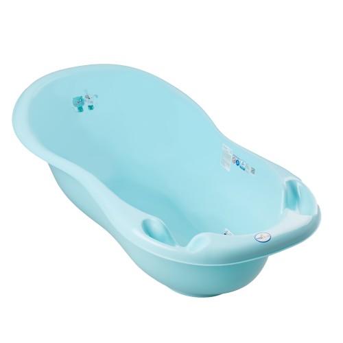 Ванночка 102 см со сливом пес и кот